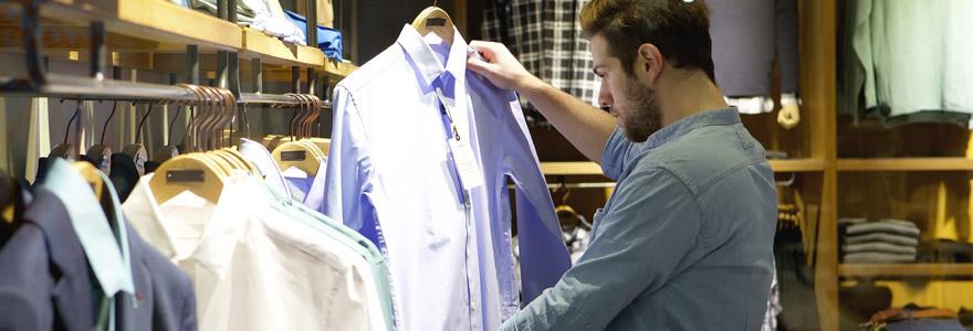 choisir sa chemise