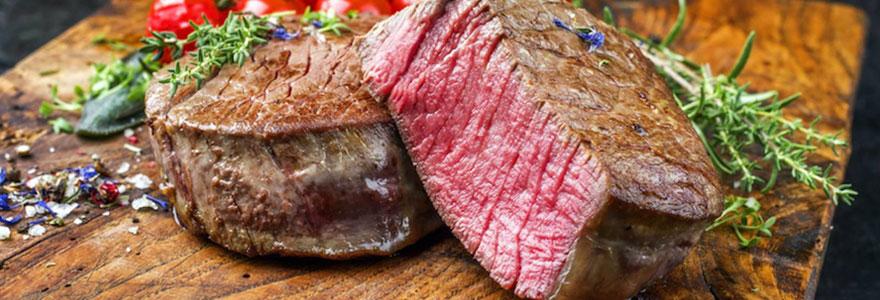 Authentique bœuf séché américain en France