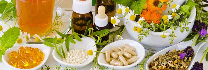 Compléments alimentaires et cosmétiques naturels