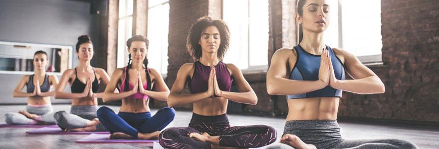 Prendre des cours de Yoga à Lyon